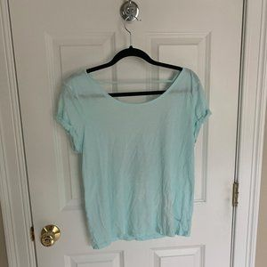 Backless T-shirt from PINK